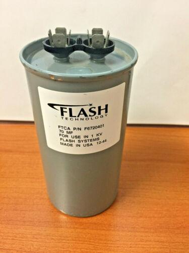 Flash Technology F6720401 Capacitor 70 MF
