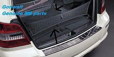 Mercedes Benz GLK GLK350 Floor Cargo Luggage Net  Genuine OE