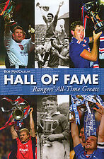 Hall of Fame - Glasgow Rangers All-Time Greats - The Gers - Blues Who's Who book