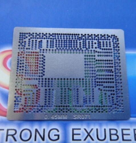 Stencil Template SR071 i5-2415M SR0MM I3 SR0MP SR0N9 BGA1023 SR0D6 SR0DQ SR06Y
