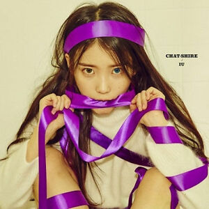 Details about IU-[Chat-Shire] 4th Mini Album CD+PhotoBook With Lyrics+Gift  K-POP Sealed Vocal