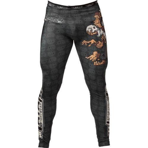 Mma Bjj Spats Compression Pants Jersey Fight Grappling Tights Jiu Jitsu No Gi