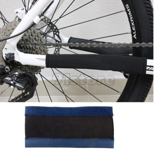 Kettenschutz Fahrrad Rahmen Rahmenschutz Mountainbike Ketten StrebenschutzNEW DE