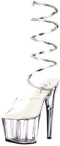 Pleaser-Womens-Adore-791-SC-C-Platform-Sandal-Pick-SZ-Color