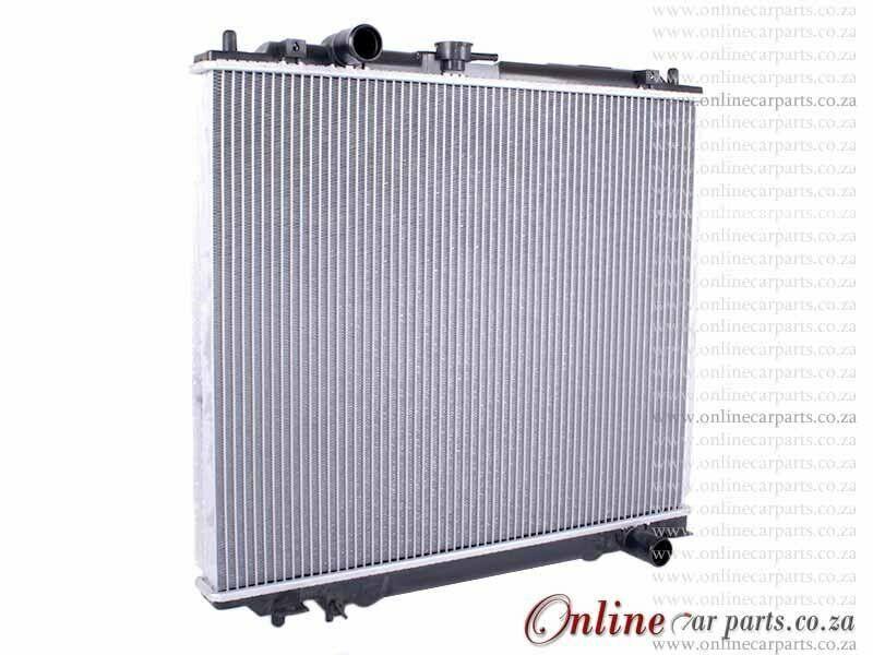 Mitsubishi Pajero 2.8TDI 95-00 8V 103KW 4M40T Radiator