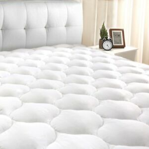 Masivs Queen Mattress Pad Cover 8 21 Deep Pocket