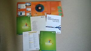 Microsoft Windows XP Home Edition UPGRADE, RETAIL License, in Wallet with Key