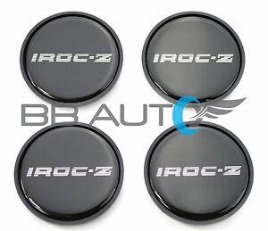 Set Of 4 New 85 87 Chevrolet Camaro Iroc Z Z28 16 Quot Wheel