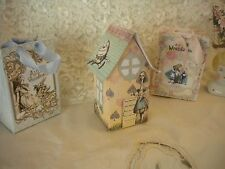 Alice in Wonderland House Table / Party / Cake Decoration (4)