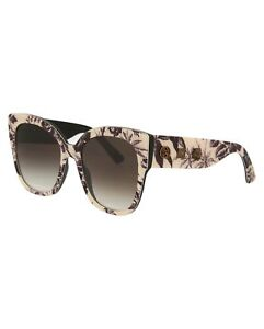 0565a0ef9022 AUTHENTIC Gucci GG0059S-004 Cat Eye Gradient Lens 55mm Sunglasses ...