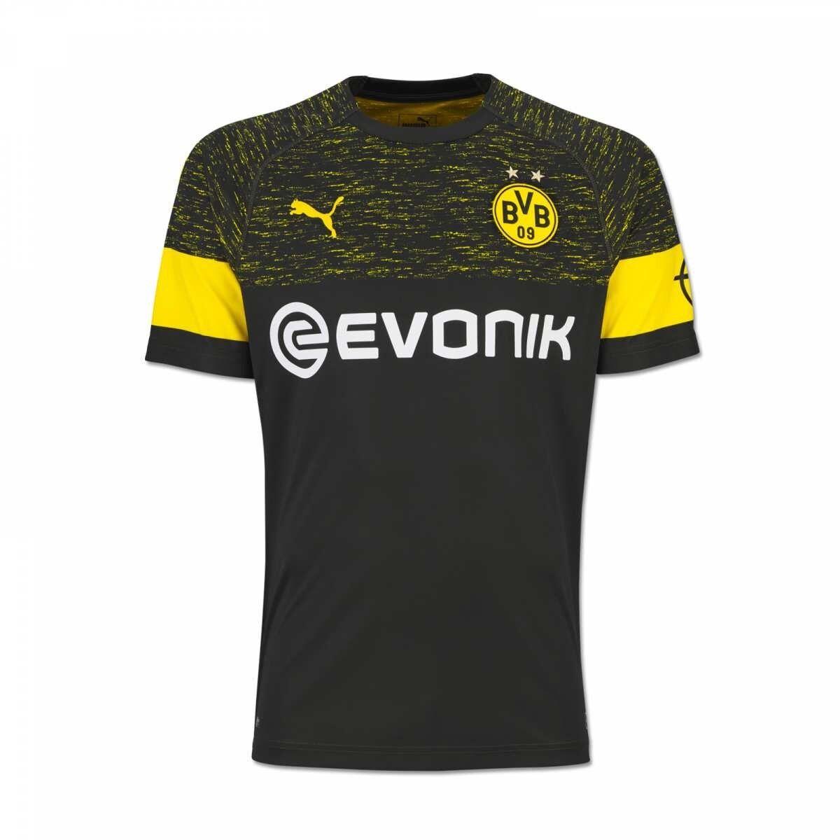 BVB Dortmund Trikot Away 2018/2019 Puma Gr.M