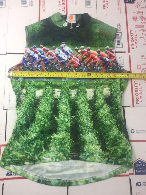 4756-24 Champion System Women/'s Graham Watson Cycling Jersey  Extra Large XL