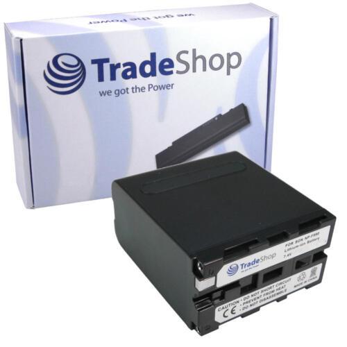 Batería 10400mah para Sony hdr-ax2000 hdr-ax-2000 dcr-vx-1000 hdrax 2000