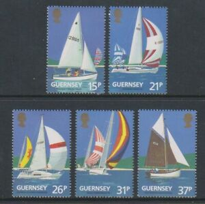 Guernesey-1991-Guernesey-Yacht-Club-Ensemble-MNH-Sg-524-8