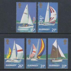 Guernsey-1991-Guernsey-Yacht-Club-Set-MNH-Sg-524-8