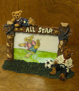 Boyds-Frames-27353-ROCKY-ALL-STAR-3-5-034-x-5-034-pic-NIB-From-Retail-Store-SOCCER