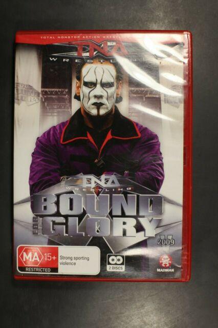 TNA Wrestling Bound for Glory V - [R4] Pre-Owned DVD (D332)