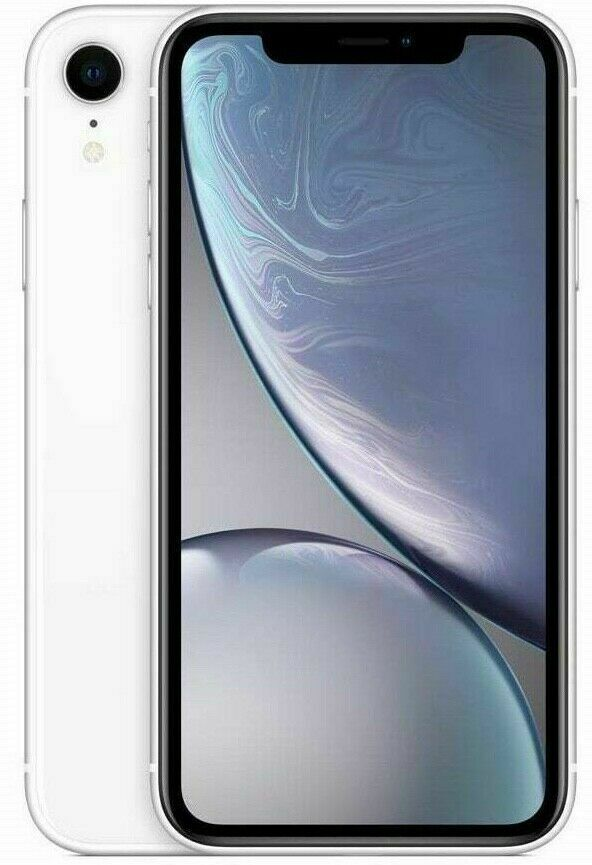 iPhone: IPHONE XR 128GB GRADO A/B RICONDIZIONATO BIANCO WHITE APPLE RIGENERATO