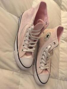 25e1aa77ce56 Converse Women s Chuck Taylor All Star Seasonal High Top Shoes Pink ...