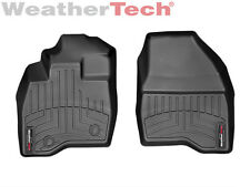 WeatherTech Floor Mats FloorLiner for Ford Explorer - 2015-2016- 1st Row - Black