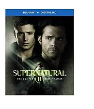 SUPERNATURAL - SEASON 11 - BLU RAY Sealed Region free for UK