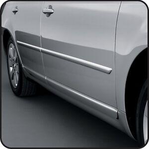 2pcs 15mm x 2m universal car side door chrome silver moulding trim strip kit diy ebay. Black Bedroom Furniture Sets. Home Design Ideas