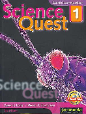 Science Quest 1 by Graeme Lofts (Paperback, 2005)