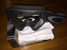 Oakley O Frame Carbon Motocross Goggle KTM CRF YZF KXF Free UK Post Great Price!