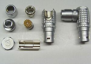 M16 16mm 5-polig Schraube Typ elektrische Luftfahrt Stecker Luftfahrt SockeZYB
