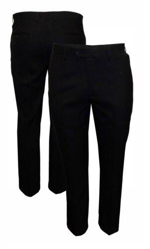homme 44 en coupe felix noir Pantalon classique costume de taille pour TAqpXv