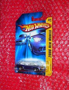2006 Hot Wheels New Models /'69 Camaro #21