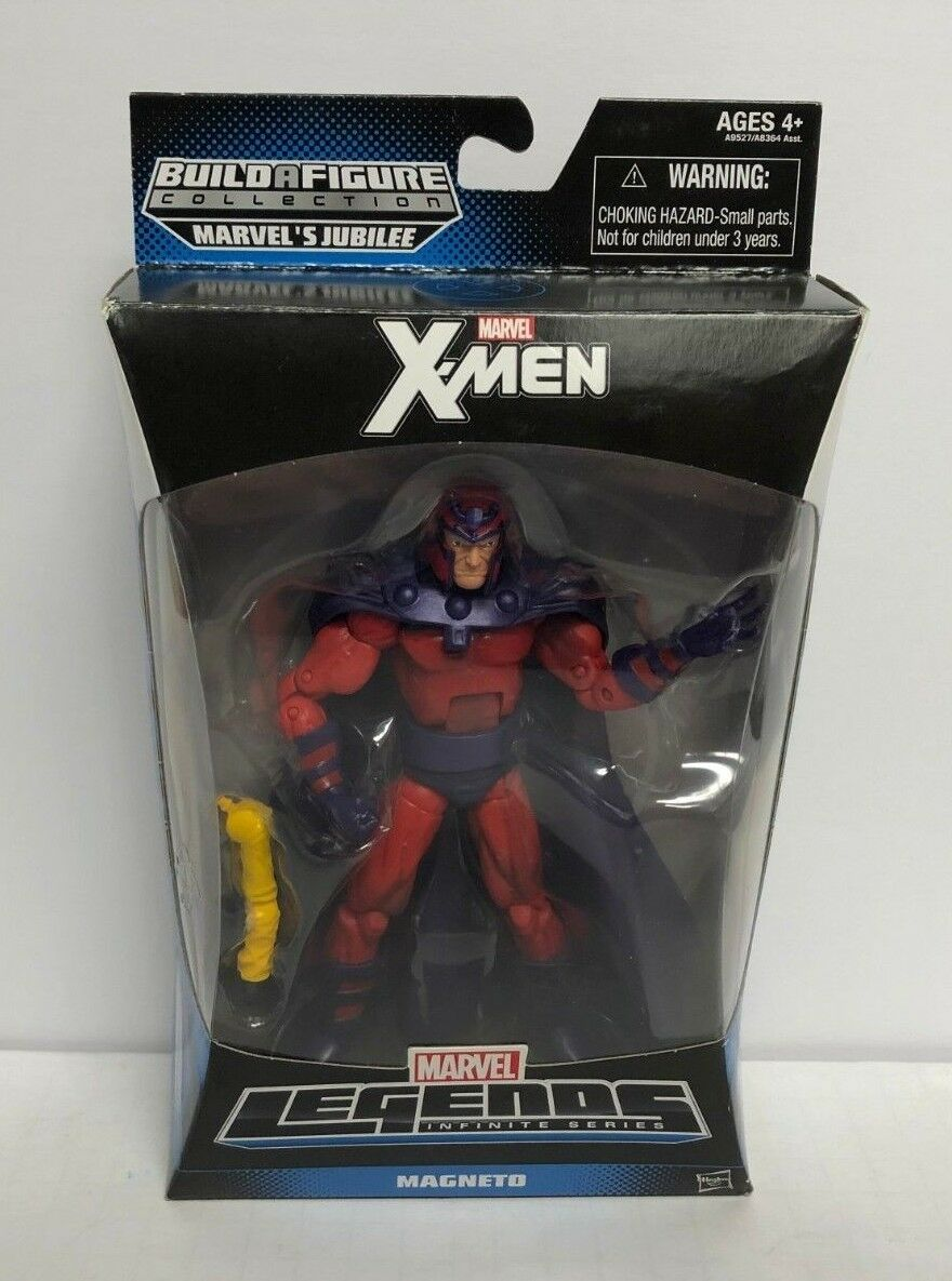 Magneto MARVEL LEGENDS Infinite Series 2014 Hasbro action figure set TRU only