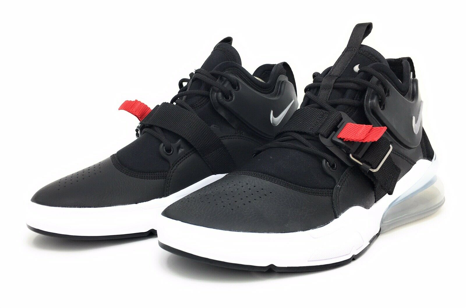 Nike Air Force 270 Men's Training shoes Black White AH6772-001 Size 9.5
