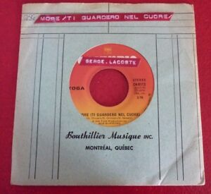 45-RPM-Toga-More-It-039-s-a-Love-Song-256