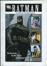 BATMAN LEGEND OF THE DARK KNIGHT SPECIAL (9.4OB) JOKER COVER, 2009