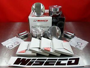 Wiseco-Pistons-Honda-Acura-Integra-Civic-B16-B18-B18A-B18B-B18C-Turbo-K542M815AP