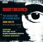 Shostakovich The Execution of Stepan Razin Vladimir Ashkenazy Ondine Ode 12