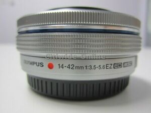 Brand-new-Olympus-M-Zuiko-Digital-ED-14-42mm-F3-5-5-6-EZ-Silver-Bulk-ES-3