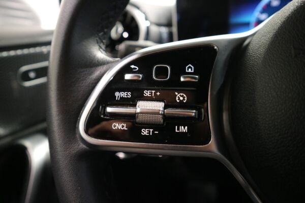 Mercedes A180 d 1,5 Business Progressive Line aut. billede 4