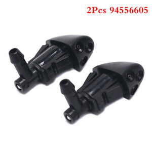 2X-Spray-Nozzle-Wiper-Windscreen-Water-Washer-For-Chevrolet-Cruze-901-955-PL-S