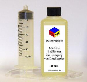 250-ml-Druckkopfreiniger-Adapter-Duesenreiniger-Druckerreiniger-fuer-Epson