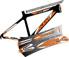 KTM bici ADESIVI stickers aufkleber autocollant WELCOME international buyers