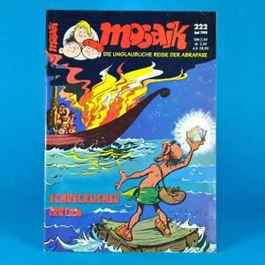 Mosaik-Abrafaxe-222-Juni-1994-DDR-Sammler-E1-Schrecklicher-Irrtum