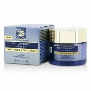 Best Neck Cream 2020 ROC Multi Correxion 5 in 1 Chest, Neck & Face Cream Exp. 2020