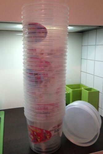 10x Frischhaltedose Vorratsdose Dose Gefrierdose 2,8l Spülmschinenfest Luftdicht