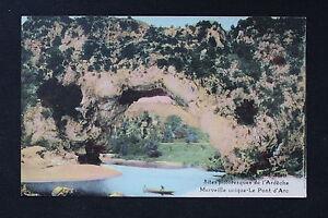 Tarjeta-Postal-Antigua-CPA-El-Puente-D-039-Arc