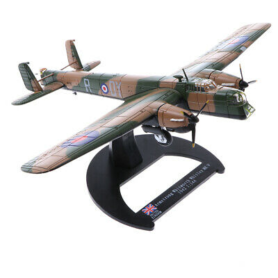 Armstrong Whitworth Whitley Mk V 1//144 British Medium Bomber Air Force Model