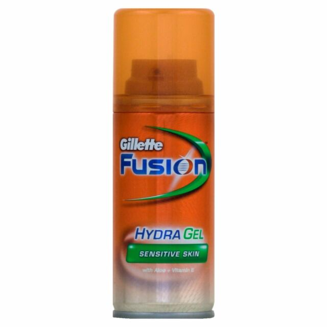 gillette fusion hydra cool after shave gel 100ml