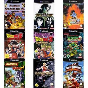 Nintendo-GameCube-Best-of-Kampfspiele-Action-Zustand-auswahlbar