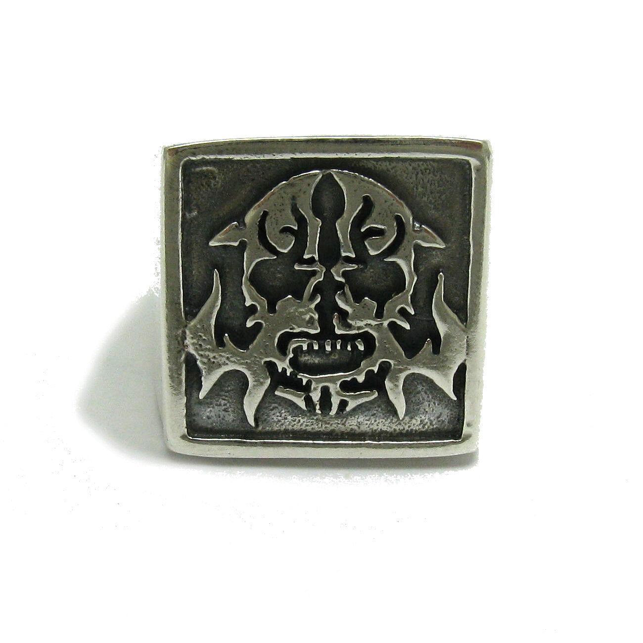 925 silver herren ring Totenkopf R000843 EMPRESS